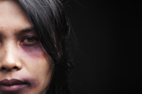 First and second offenses for Domestic Violence are misdemeanors in Nevada, unless strangualtion or use of a weapon is involved, which makes it a felony.